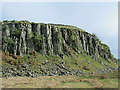 NY7567 : Peel Crags (5) by Mike Quinn