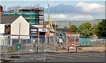 J3674 : The CS Lewis Civic Square, Belfast (June 2015) by Albert Bridge