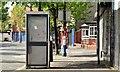 J3373 : Telephone box, Sandy Row, Belfast (June 2015) by Albert Bridge