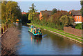 SK5420 : Loughborough Canal by Wayland Smith