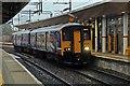 SJ8989 : Northern Rail Class 150, 150228, platform 0, Stockport railway station by El Pollock