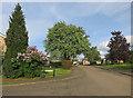 TL3556 : Miller's Road, Toft by Hugh Venables