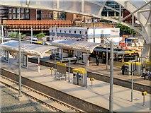 SJ8499 : Manchester Victoria Metrolink (June 2015) by David Dixon