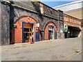 SJ8398 : Mirabel Street Railway Arches by David Dixon
