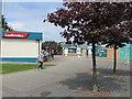SK2401 : Tamworth motorway services by Paul Harrop
