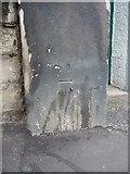 NO4102 : OS benchmark - Lower Largo, Drummochy Road by Richard Law