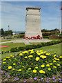 TF6741 : Hunstanton War Memorial by Adrian S Pye