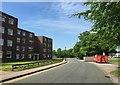 SJ8145 : Keele University: Barnes Hall blocks L and K by Jonathan Hutchins