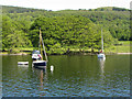 SD3887 : Boats on Windermere by Gareth James