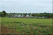 NX9575 : Garden Wise Garden Centre, Dumfries by Billy McCrorie