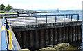 NS2875 : Greenock Waterfront by Thomas Nugent