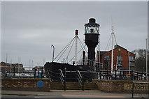TA0928 : Spurn Lightship by N Chadwick