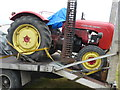 SP0361 : My other tractor's a Porsche! by Chris Allen