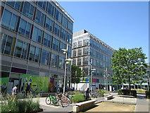 TQ2380 : BBC White City, Media Village by Oast House Archive