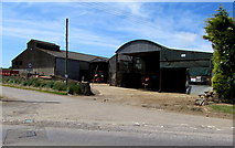 ST7880 : Newhouse Farm buildings near Badminton by Jaggery