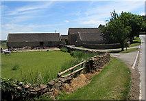 ST7880 : Newhouse Farm buildings near Badminton by Jaggery