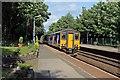 SD6205 : Northern Rail Class 150, 150268, Hindley railway station by El Pollock