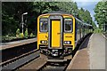 SD6205 : Northern Rail Class 150, 150266, Hindley railway station by El Pollock