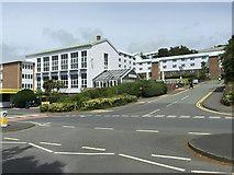 SN5981 : Penbryn, Penglais Campus, Aberystwyth University by Robin Stott