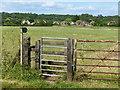 SP4701 : Public footpath to Boars Hill by Mat Fascione