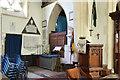 TM0157 : St Andrew, Great Finborough - North transept by John Salmon