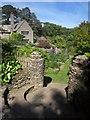 SX9050 : Entering the Rill garden at Coleton Fishacre by Derek Harper