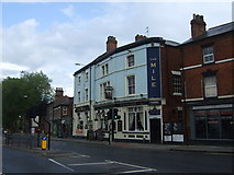 SK3436 : The Mile, Derby by JThomas
