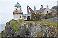 NS1351 : Cumbrae Lighthouse by Doug Lee