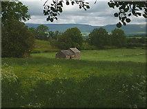 NY6713 : Barn near Great Asby by Karl and Ali