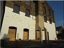 TQ7868 : The renovated front of the Old Bakery by David Anstiss