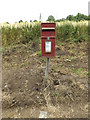 TM0783 : The Street Postbox by Adrian Cable