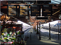 SP0786 : Moor Street Station by Stephen McKay