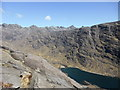 NG4720 : The rock scenery of Coruisk by David Medcalf