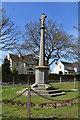 TQ5742 : Southborough War Memorial by N Chadwick