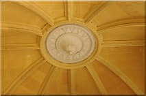 SO8845 : Detail from Croome D'Abitot church by Philip Halling