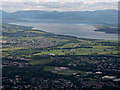 NS4670 : Erskine and the Firth of Clyde from the air by Thomas Nugent