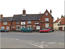 TM0386 : The White Horse Inn Public House, Kenninghall by Adrian Cable