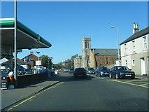 NS3526 : A79 Monkton Road, Prestwick by Colin Pyle