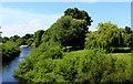 SE3967 : Site of Battle of Boroughbridge 1322. by Chris Heaton