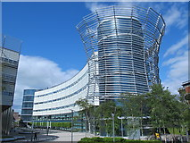 NZ2564 : Northumbria University, New Bridge Street, NE1 (2) by Mike Quinn