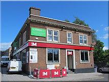NZ2564 : Café M, Minden Street / New Bridge Street, NE1 by Mike Quinn