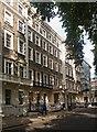 TQ2982 : Gordon Square, Bloomsbury, London WC1: east side by Julian Osley