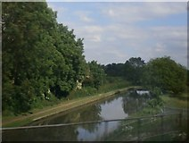 SP6165 : The Grand Union Canal by Anthony Parkes