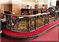 TQ3184 : St Mary Magdalene, Upper Holloway - Communion rail by John Salmon