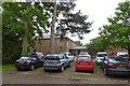 SE5158 : The car park at Beningbrough Hall by David Smith