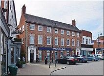TA0339 : Saturday Market, Beverley, Yorkshire by Bernard Sharp
