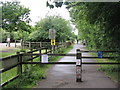 TL1150 : NCN51 at Willington by M J Richardson