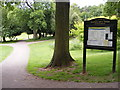SO9685 : Haden Hill Entrance by Gordon Griffiths