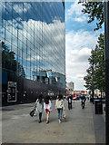 TQ3282 : Theobalds Road, London, EC1 by Christine Matthews
