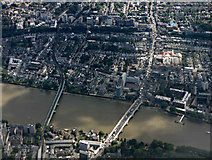 TQ2475 : Putney from the air by Thomas Nugent